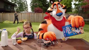 Frosted Flakes TV Spot, 'New Drone Great' - Thumbnail 5
