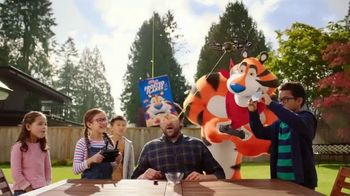 Frosted Flakes TV Spot, 'New Drone Great' - Thumbnail 7
