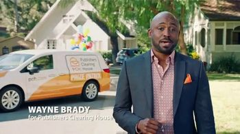 Publishers Clearing House Forever Prize TV Spot, 'Just Keeps Coming' Featuring Wayne Brady - 1 commercial airings