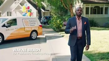 Publishers Clearing House Forever Prize TV Spot, 'Just Keeps Coming' Featuring Wayne Brady - Thumbnail 1