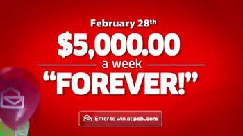 Publishers Clearing House Forever Prize TV Spot, 'Just Keeps Coming' Featuring Wayne Brady - Thumbnail 9