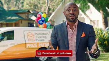 Publishers Clearing House Forever Prize TV Spot, 'Just Keeps Coming' Featuring Wayne Brady - Thumbnail 6