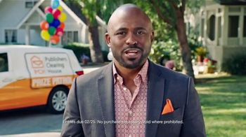 Publishers Clearing House Forever Prize TV Spot, 'Just Keeps Coming' Featuring Wayne Brady - Thumbnail 7