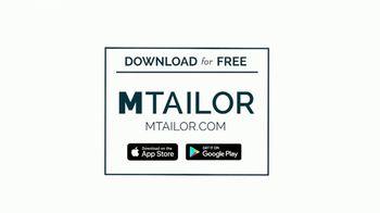 MTailor TV Spot, 'Different Measurements' - Thumbnail 10