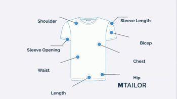 MTailor TV Spot, 'Different Measurements' - Thumbnail 6