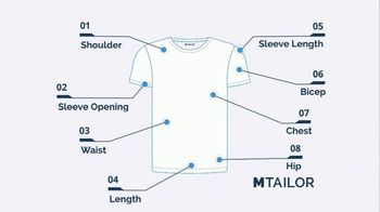 MTailor TV Spot, 'Different Measurements' - Thumbnail 7