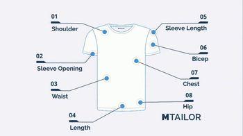 MTailor TV Spot, 'Different Measurements' - Thumbnail 8