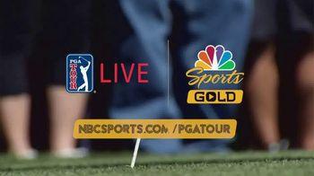 NBC Sports Gold TV Spot, 'PGA Tour Live' - Thumbnail 10