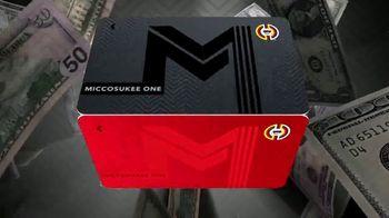 Miccosukee Resort & Gaming One Card TV Spot, 'Resolution You Can Keep' - Thumbnail 8