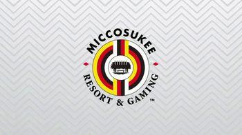 Miccosukee Resort & Gaming One Card TV Spot, 'Resolution You Can Keep' - Thumbnail 9
