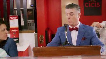 CiCi's Pizza TV Spot, 'Fast-Talkin' Tom' - Thumbnail 6