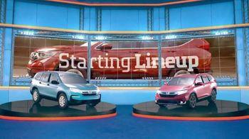 Honda TV Spot, 'Most Valuable Players' [T2] - Thumbnail 2