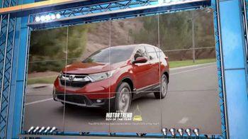Honda TV Spot, 'Most Valuable Players' [T2] - Thumbnail 5