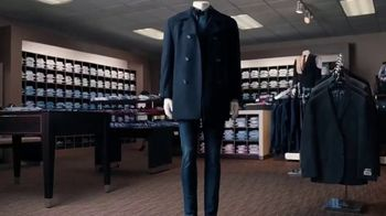 Men's Wearhouse Winter Wrap-Up TV Spot, 'The Cold Weather Isn't Over' - Thumbnail 1