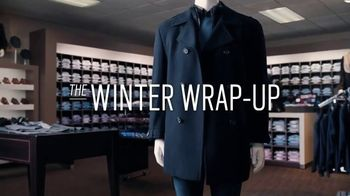 Men's Wearhouse Winter Wrap-Up TV Spot, 'The Cold Weather Isn't Over'