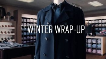 Men's Wearhouse Winter Wrap-Up TV Spot, 'The Cold Weather Isn't Over' - Thumbnail 4