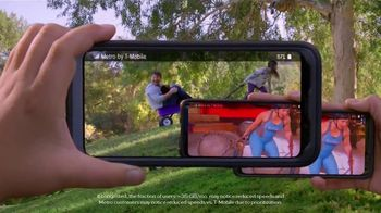 Metro by T-Mobile TV Spot, \'NBC: The Wireless Games\'