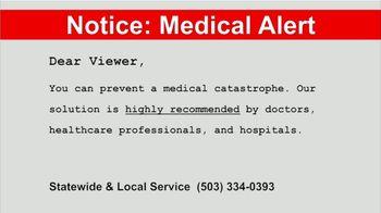 Medical Guardian TV Spot, 'Medical Emergencies on the Rise' - Thumbnail 3