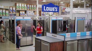Lowe's TV Spot, 'Fridge Moment: 30 Percent Off' - Thumbnail 5