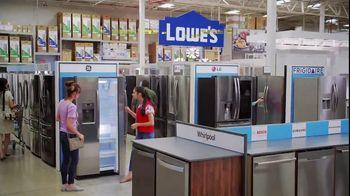 Lowe's TV Spot, 'Fridge Moment: 30 Percent Off' - Thumbnail 6