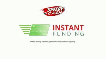Speedy Cash Instant Funding TV Spot, 'It's Here'