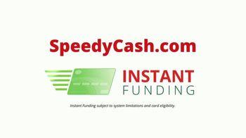 Speedy Cash Instant Funding TV Spot, 'It's Here' - Thumbnail 8