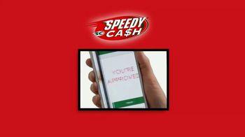 Speedy Cash Instant Funding TV Spot, 'It's Here' - Thumbnail 3