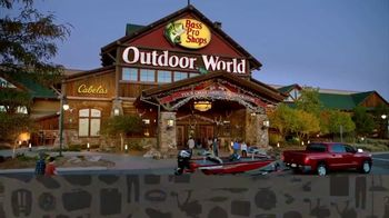 Bass Pro Shops Cabin Fever Sale TV Spot, 'Long Sleve Tees and Hunting Clothing'
