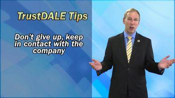 TrustDALE TV Spot, 'Delayed Flight' - Thumbnail 9