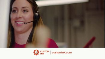 CustomInk TV Spot, 'Samantha Testimonial' - Thumbnail 5