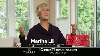 Wesley Financial Group TV Spot, 'Martha Lill'