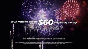 Disneyland TV Spot, 'Time to Make Some Magic: 60 Percent' - Thumbnail 10