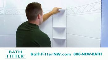 Bath Fitter TV Spot, 'Done in a Day' - Thumbnail 3