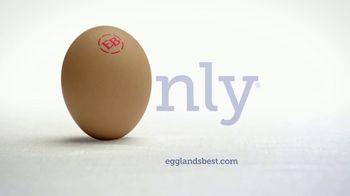 Eggland's Best TV Spot, 'Cage Free Eggs' - Thumbnail 7