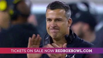 Redbox Bowl TV Spot, '2018: Oregon vs. Michigan State' - Thumbnail 6
