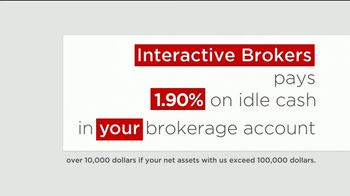 Interactive Brokers TV Spot, 'Move your Account to Interactive Brokers Today'