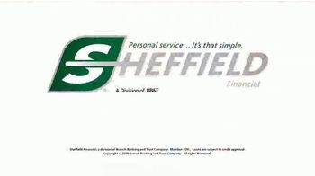 Sheffield Financial TV Spot, 'Having Fun' Featuring Michael Waddell - Thumbnail 10