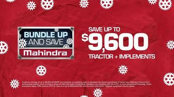 Mahindra Bundle Up and Save TV Spot, 'Built for Today and Tomorrow' - Thumbnail 7
