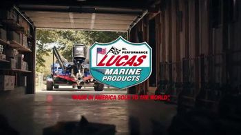 Lucas Marine Products TV Spot, 'Preparation' Featuring Andy Montgomery - Thumbnail 10