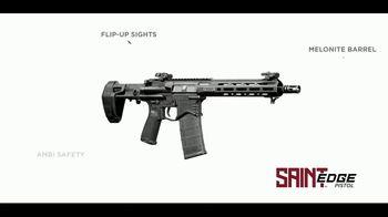 Springfield Armory SAINT Edge Pistol TV Spot, 'Fully Furnished' - Thumbnail 9