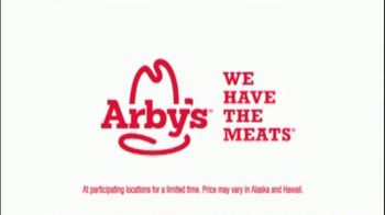 Arby's 2 for $5 Mix 'n Match TV Spot, 'Limited' Featuring H. Jon Benjamin, Song by YOGI - Thumbnail 9