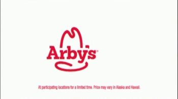Arby's 2 for $5 Mix 'n Match TV Spot, 'Limited' Featuring H. Jon Benjamin, Song by YOGI - Thumbnail 8