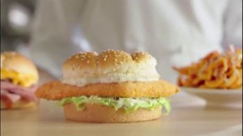 Arby's 2 for $5 Mix 'n Match TV Spot, 'Limited' Featuring H. Jon Benjamin, Song by YOGI - 447 commercial airings