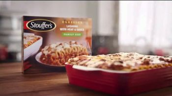 Stouffer's Classics Lasagna TV Spot, 'Doble de carne de res' [Spanish]