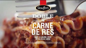 Stouffer's Classics Lasagna TV Spot, 'Doble de carne de res' [Spanish] - Thumbnail 2