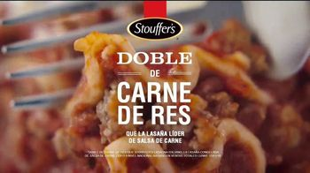 Stouffer's Classics Lasagna TV Spot, 'Doble de carne de res' [Spanish] - Thumbnail 3