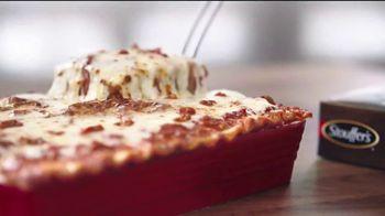 Stouffer's Classics Lasagna TV Spot, 'Doble de carne de res' [Spanish] - Thumbnail 7
