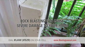 Morgan and Morgan Law Firm TV Spot, 'Quarry Blasting Can Severely Damage A Home's Foundation' - Thumbnail 4