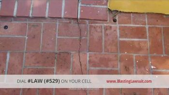 Morgan and Morgan Law Firm TV Spot, 'Quarry Blasting Can Severely Damage A Home's Foundation' - Thumbnail 5
