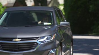 Chevrolet Equinox TV Spot, 'NBC: Open House NYC: Up to the Task' [T2] - Thumbnail 9